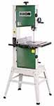 RIKON Model # 10-315 12 Deluxe Bandsaw w/ Stand