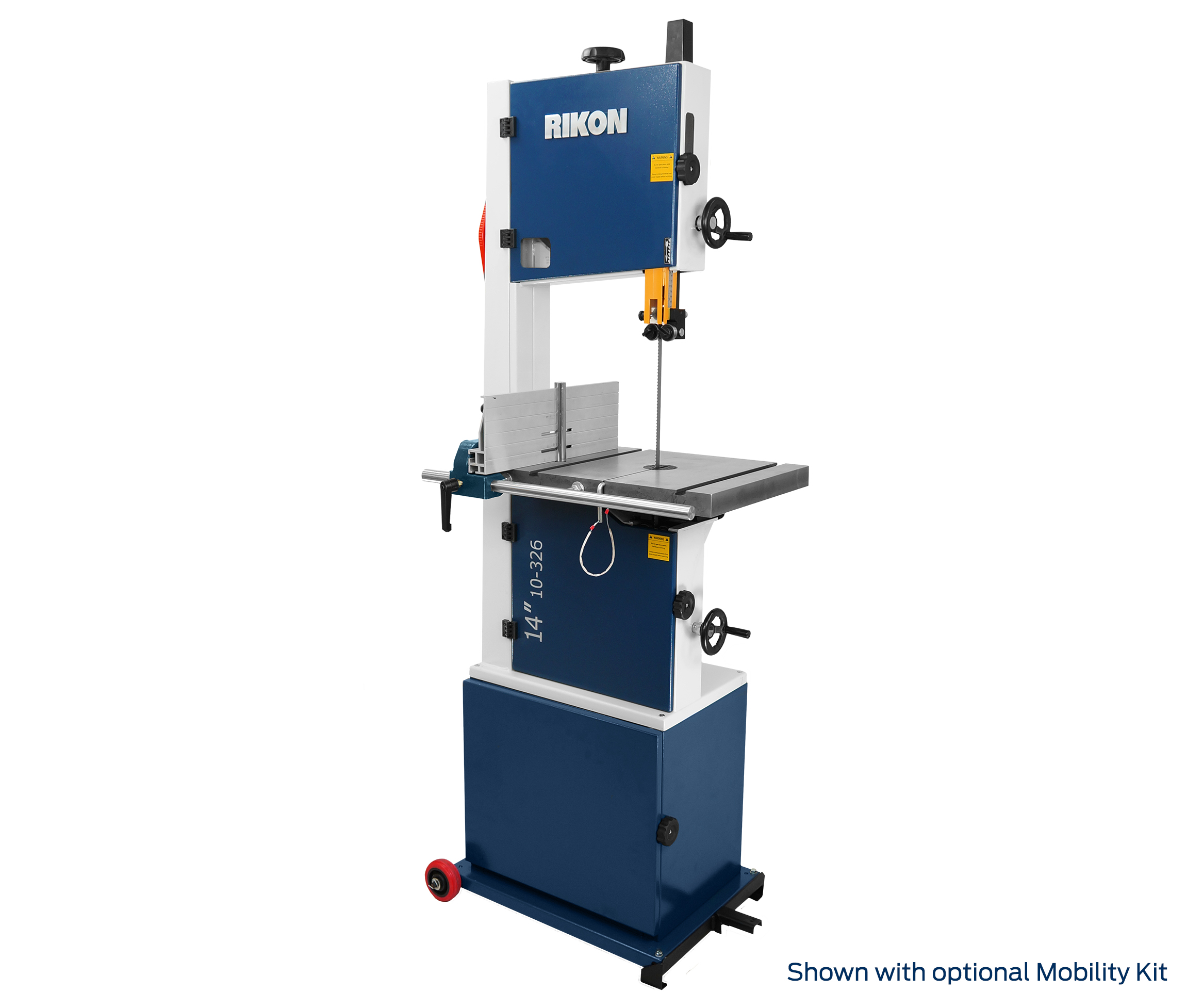 RIKON 10-326 14 inch Deluxe Bandsaw