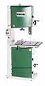 RIKON Model # 10-370 18 Wood and Metal Cut Bandsaw with 13-345 Base - Free Delivery