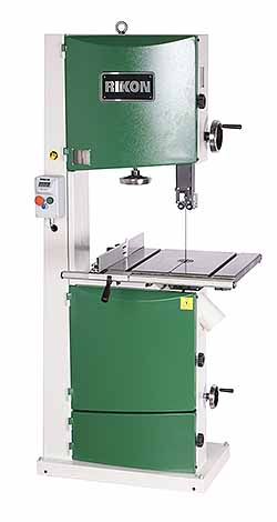 RIKON 10-370 18 Wood and Metal Cut Bandsaw