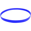 C10-T14U Tire for 14 inch Bandwheel Carter Urethane Tire (Blue) PK1