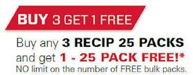 Lenox Buy 3 get 1 FREE Promotion