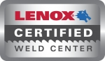 Factory Certified Welds