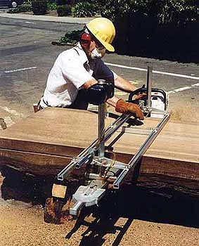 G776-30C2 Alaskan MKIV C2 30 inch Chainsaw Mill Kit