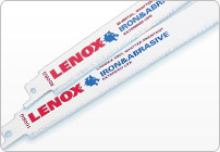 LENOX MASTER-GRIT RECIPROCATING BLADES