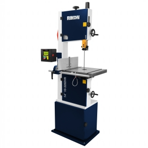 10-326DVR 14 in Deluxe Bandsaw with Smart Motor DVR Control