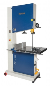 Rikon 10-385 24 Bandsaw, 5HP, with Mobility Kit