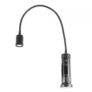 Rikon 12-201 LED Gooseneck Worklight with magnetic base and magnetic clip