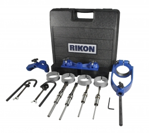 Rikon Drill Press Mortice Attachment with Chisel