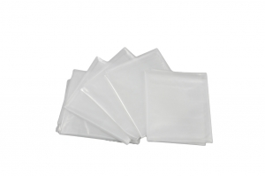 Rikon 60-902 Clear Plastic Dust Bags for 60-150 and 60-200 Dust Collectors - 5 pack