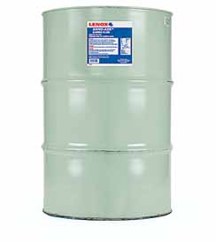 LENOX LUBE BAND SAW LUBRICANT 55 gal. drum
