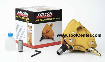 8400 Air Palm Nailer w/Glove