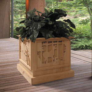 Lakeside Planter Box