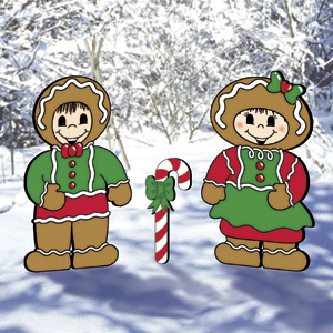 Dress-Up Darlings - Gingerbread Outfits