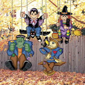 Swinger Plans Sc717 Halloween Swingers Woodworking Plans And Projects