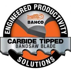 3868 - Carbide Triple Set - TSX, For high efficiency cutting of difficult and abrasive materials