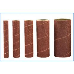 Rikon 50-300 Spindle Sanding Sleeves 60 Grit, Pack of 5