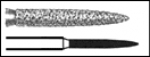 DIAMOND - Flame Point, Fine - Long