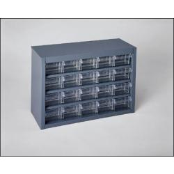 Plastic 20 Drawer Cabinet -  Model 016* (BFC-20)