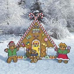 Gingerbread Candy Shop