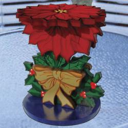 Poinsettia Plant Stand