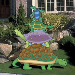 Tower Of Turtles