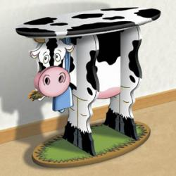 Cow Wow! Table