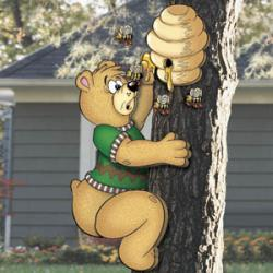 Honey Bear Climber