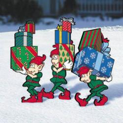 North Pole Delivery - Elves