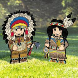 Dress-up Darlings - Indians