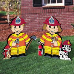 Dress-up Darlings - Firefighter
