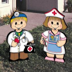 Dress-up Darlings - Doc/Nurse