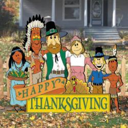 Homespun Thanksgiving