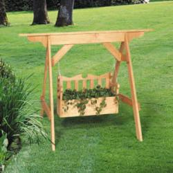 Swing Set Planter