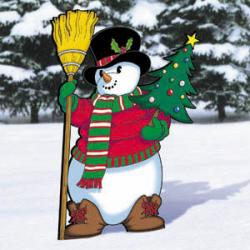Jolly Snow Sweeper
