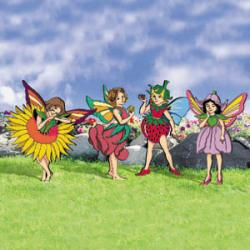 Springtime Fairies