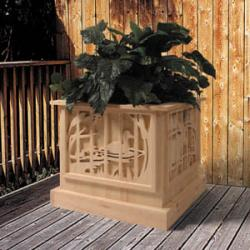 Scenic Planter Boxes/Table II