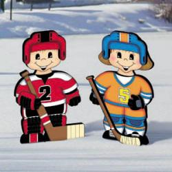 Dress-up Darlings - Hockey