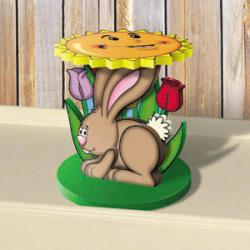 Sunny Bunny Plant Stand