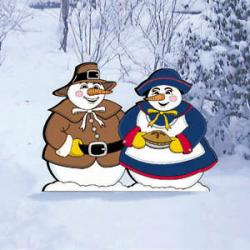 Pilgrim's Pride Snow - Couple
