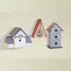 Bevy Of Birdhouses