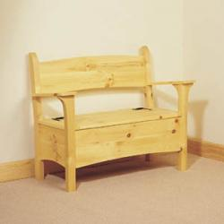 Deacon's Storage Bench