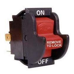 ON-OFF Rocker Switch with Insert P1-HY7B (B-2-7-3)